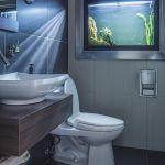 Dental Clinic - Restroom